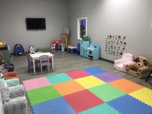 RIDE Childcare Room